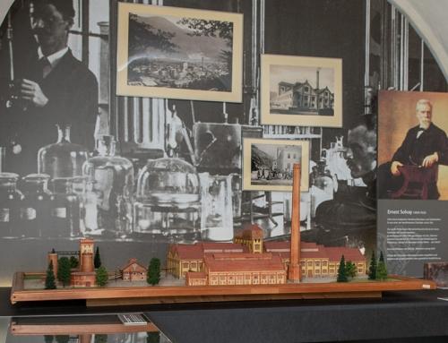 Solvay-Soda statt Holzasche